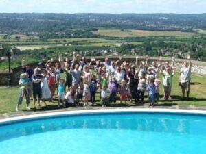 Sunday Worship @ Fieldway Centre   New Addington   England   United Kingdom